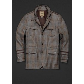 H.e. homini emerito men's jacket benicio