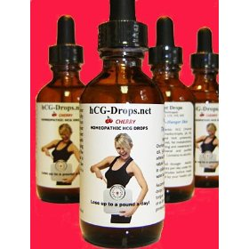 Yavonae hcg oral drops 3x formula - cherry - for dr simeons quick weight loss diet homeopathic 2 fl