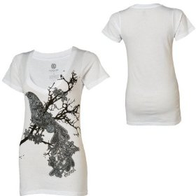 Element lacey t-shirt - short-sleeve - women's