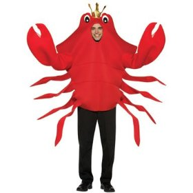 King crab costume adult