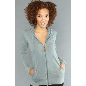 Lifetime collective the fireworks hoody in trooper stonewash hood ,sweatshirts for women