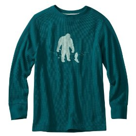 Boys' mossimo supply co. turquoise long-sleeve thermal shirt