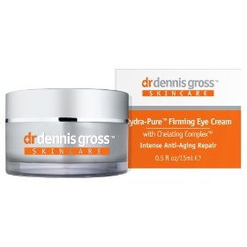 Dr. dennis gross skincare hydra-pure(r) firming eye cream with chelating complex2th