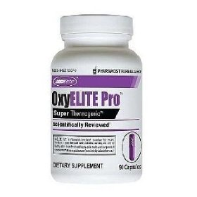 Super thermogenic oxyelite pro, 90 count bottle