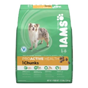 Iams Proactive Health Adult Chunks 17.5 Lbs