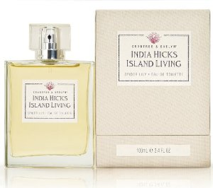 Crabtree & Evelyn India Hicks Island Living - Spider Lily Eau de Toilette