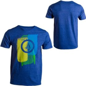 Volcom paint colors v.co-logical t-shirt - short-sleeve - men's