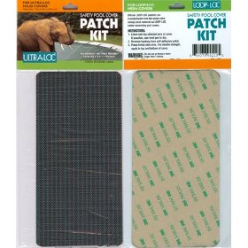 Ultra-loc safety green patch kit - by 3m contains 3 - 4 x 8