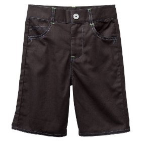 Infant toddler boys' utility® diesel woven cyber short