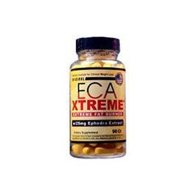 Eca xtreme energy & weight extreme supplement ~ 90 ct