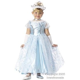 Child's toddler princess cinderella costume (24t)