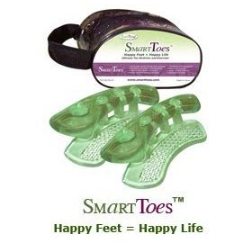 Smarttoes ultimate toe stretcher and exerciser