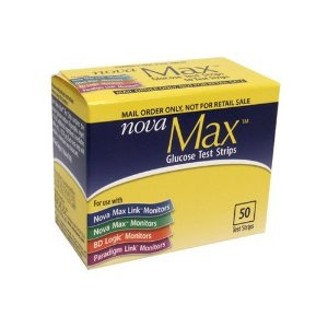 Novamax Test Strips - 50ct