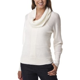 Mossimo® women's cowl neck sweater - polar bear
