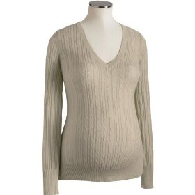 Old navy maternity lightweight cable-knit sweaters