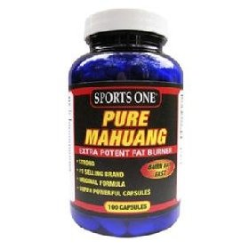 Pure mahuang 100ct by sports one