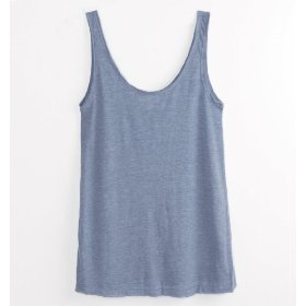Nollie long loose tank