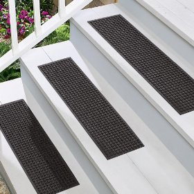 Set of 4 stair treads