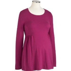 Old navy maternity empire-waist knit tunics