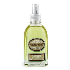 L'Occitane Almond Supple Skin Oil, 3.4 Fluid Ounce