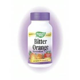 Bitter orange (synephrine) - standardized extract
