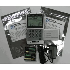 Lgmedsupply lg-8tm tens unit and muscle stimulator combination unit