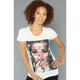Lifetime collective the teenage wasteland tee,t-shirts for women
