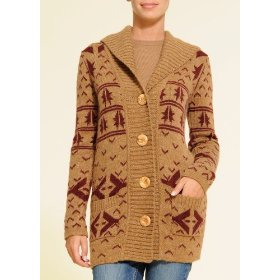 Mango women's cardigan berman
