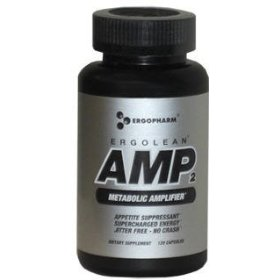 Ergolean amp2 next generation 120ct by ergopharm