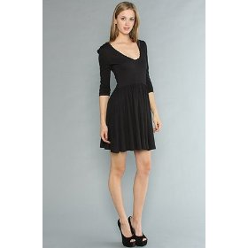 Ezekiel the prudence dress in black,dresses for women