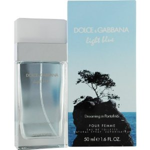 Light Blue Dreaming in Portofino Perfume by Dolce & Gabbana for women Personal Fragrances