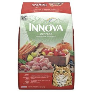Innova Cat & Kitten Dry Cat Food