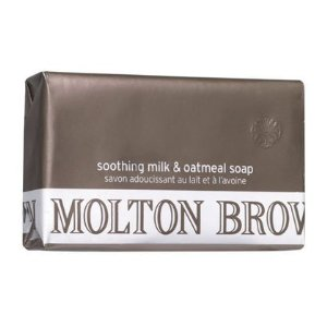 Molton Brown Soothing Milk and Oatmeal Soap 75g Set of 6