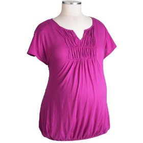 Old navy maternity plus smocked-front jersey tops
