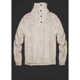 H.e. homini emerito men's sweater jasp