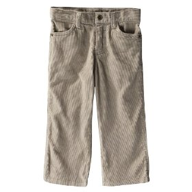 Infant toddler boys' cherokee® vintage khaki corduroy pant