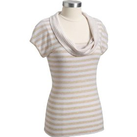 Old navy maternity cowl-neck nursing tops