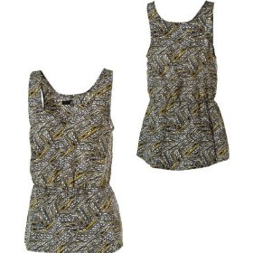 Volcom lookin for trouble tank top - women's