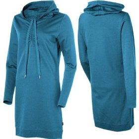 Wesc goldie hooded dress - women's