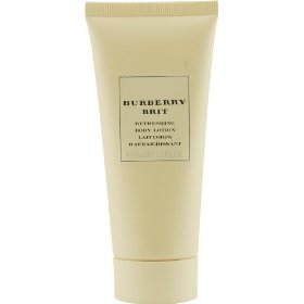 Burberry brit for women body lotions
