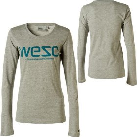 Wesc t-shirt - long-sleeve - women's