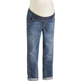 Old navy maternity low-rise relaxed fit jeans