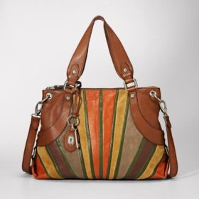 Fossil maddox convertible tote