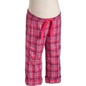 Old navy maternity tie-waist roll-up lounge pants