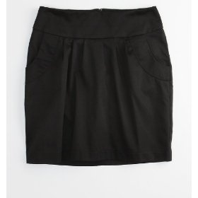 Lucy love solid tulip skirt