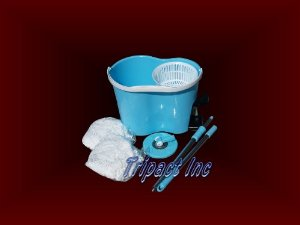PRO 360 Rotating Spin Magic Mop - Dual Drying Version
