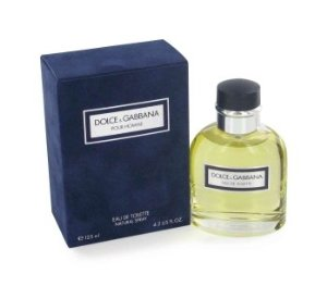 Dolce & Gabbana By Dolce & Gabbana For Men. Eau De Toilette Spray 1.3 Ounces