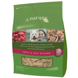 By Nature Fruit and Nut Flavor Dog Treats (24 oz.)