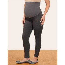 Motherhood maternity: secret fit belly(tm) jersey knit legging maternity legging