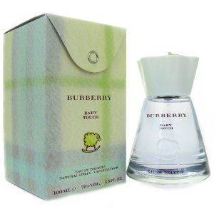 Baby Touch By Burberry For Women. Eau De Toilette Spray 3.3 Ounces